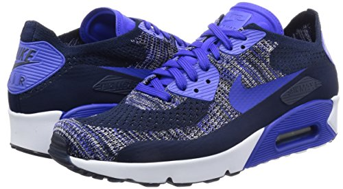 0 Blue Navy Mens College Ultra Nike 90 Max Paramount 2 Air Flyknit xPzzaqYw