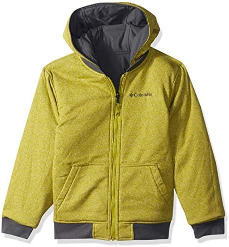 Columbia Boys Evergreen Ridge Reversible Jacket