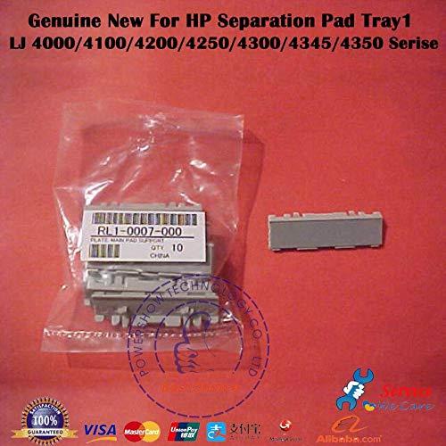 Printer Parts 5X Original New Separation Pad Tray'1 RF5-3086 RL1-0007 for HP4250 HP4000 HP4100 HP4250HP4350 HP4345 HP5500 HP5550 Series