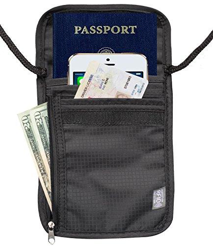 Travel Passport Holder Security Blocking product image