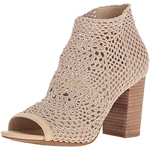Jessica Stretch Heels (Jessica Simpson Women's Rianne Pump, Vanilla Cream, 10 Medium US)