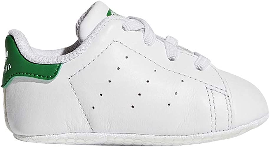 famous brand reputable site newest collection Adidas OriginalsS82618 - Stan Smith Crib Mixte Enfant Garçon ...
