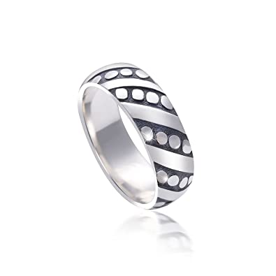 326b1a2a4cb MATERIA by Matthias Wagner Femme Argent sterling 925 argent 925 1000