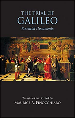 Essays on the trial of galileo sense and reference essays