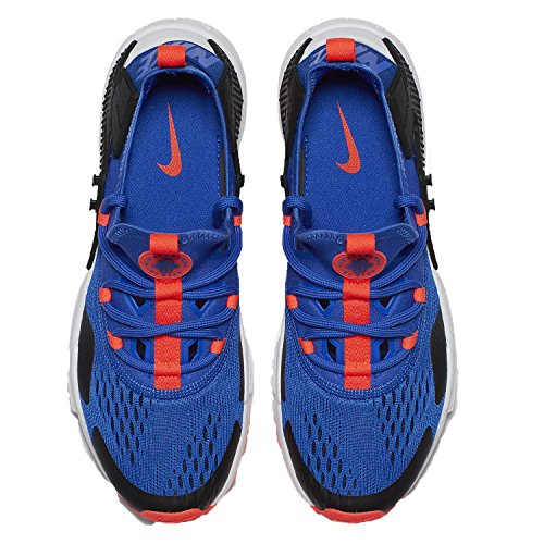 Nike Mens Air Huarache Drift Breathe Mesh Trainers Racer Blue Black cheap pictures best wholesale cheap online free shipping pay with visa in China cheap price FIoFj3erOC