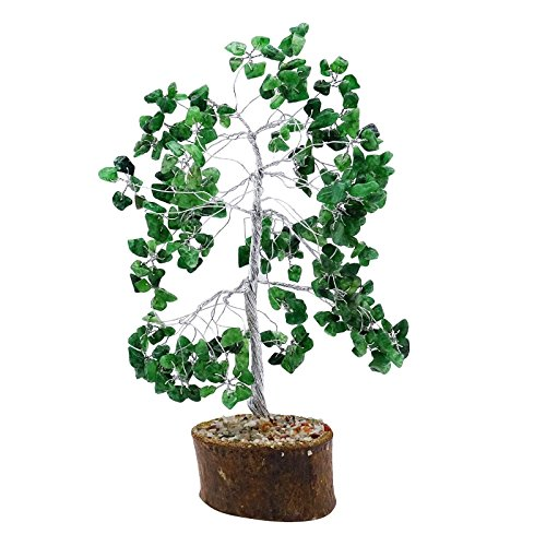 Harmonize Green Onyx Tree Reiki Healing Stones Spiritual Vastu Feng Shui Table Décor Onyx Tree