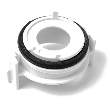 H7 Hochleistungs Lampenfassungs Adapter Für Bmw E46 3er Serie Weiß 2 Stück Gewerbe Industrie Wissenschaft