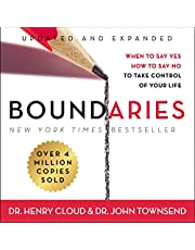 Boundaries, Updated and Expanded Edition: When to Say Yes, How to Say No to Take Control of Your Life