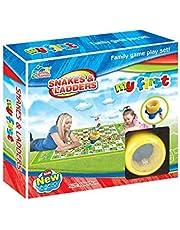 لعبة السلم والثعبان من فاملي جيم - 36-1453549