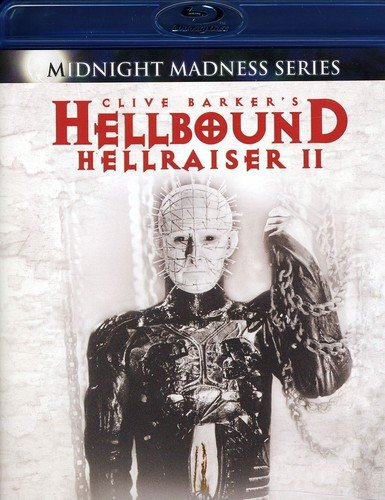 Hellbound: Hellraiser II (Midnight Madness Series) - Hellraiser Two Blu Ray