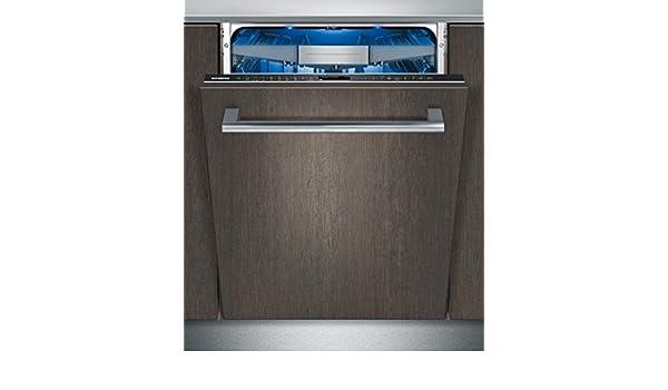 Siemens SX678X36TE lavavajilla Totalmente integrado 13 ...