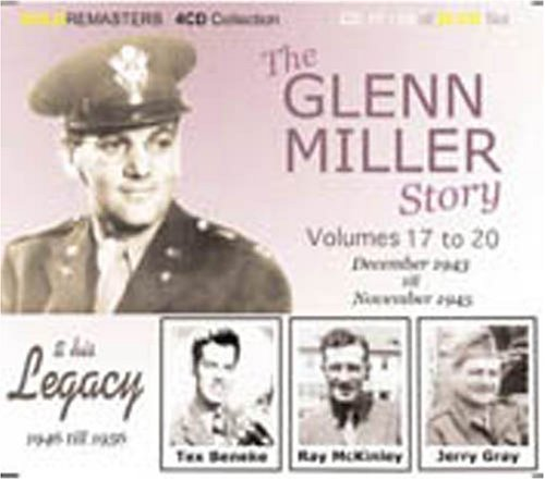 The Glenn Miller Story: Centenary Collection, Vols. 17-20 by Avid Records UK