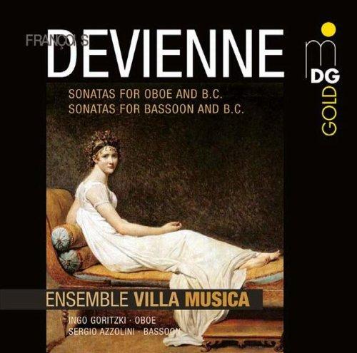 Devienne: Oboe and Bassoon Sonatas (Devienne Oboe Sonatas)