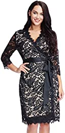 Amazon.com: Plus Size - Cocktail / Dresses: Clothing Shoes & Jewelry