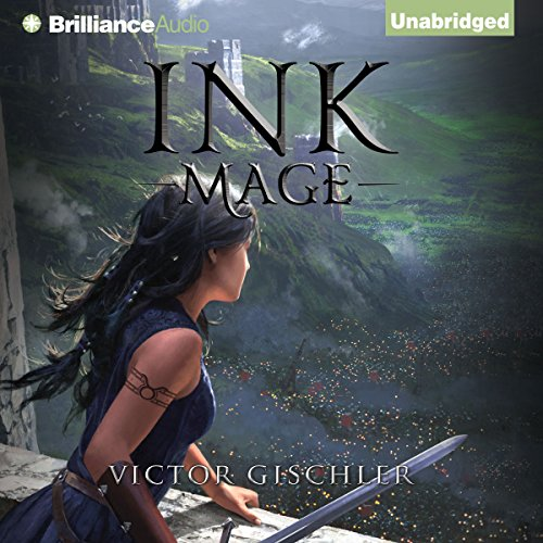 Ink Mage Audiobook [Free Download by Trial] thumbnail