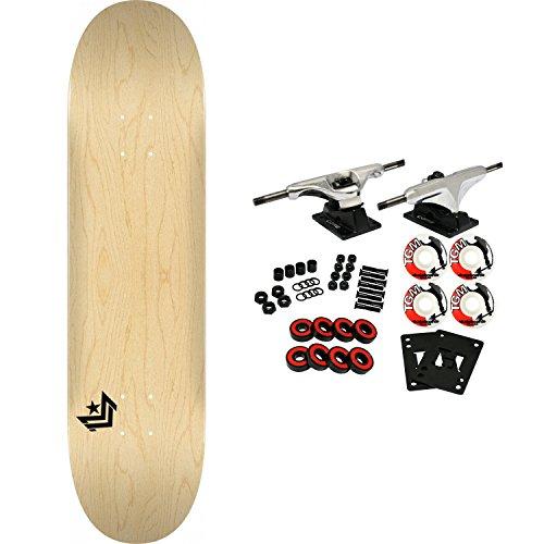 Mini-Logo Powell Skateboard Complete Chevron 11 K20 Concave