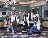 [本]ブロマイド写真★海外ドラマ『ER 緊急救命室』第13シーズン以降のキャスト7人・手術室/ジョン・ステ