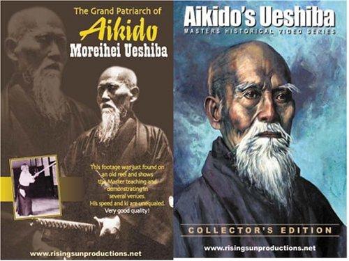 Aikido Master Ueshiba - 2 DVD Set