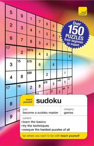 Teach Yourself Sudoku (Teach Yourself: Games/Hobbies/Sports)