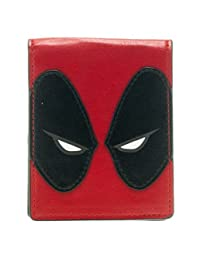 Marvel Deadpool Mask Bi-Fold Wallet