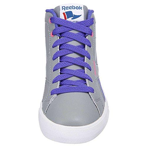 MID Sportschuhe ROYAL REEBOK 27 Top Sneakers Grau HI Hi Kinder COMPLETE EU q4E4x6dI