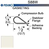Pemko 085722 S773BL17 Silicon Seal Gasketing