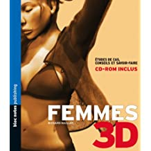 Femmes 3D bloc notes publish.