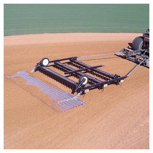 5ft X 3ft Premium Nail Drag with Rigid Drag Field Mat