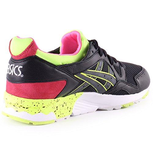 Asics Sneakers Donna Gel-lyte V Nero-nero H5z9l-9090