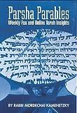 Parsha Parables, Mordechai Kamenetsky, 0965769704