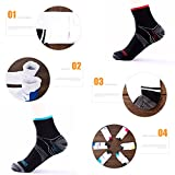 Compression Socks 8 Pairs, 15-20 mmhg is Best