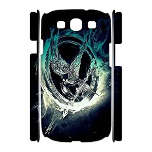 LSQDIY(R) The Hunger Games Catching Fire Samsung Galaxy S3 I9300 3D Case Cover, Customized Samsung Galaxy S3 I9300 3D Cover Case The Hunger Games Catching Fire