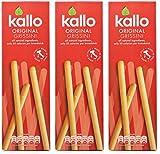 (3 Pack) - Kallo - Grissini Breadsticks Original