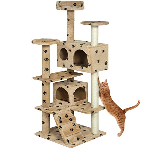 Best Choice Products Multi Level Scratcher
