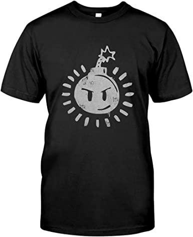 Amazon.com: Scott Pilgrim - Mens Sex Bob Omb Logo Hoodie
