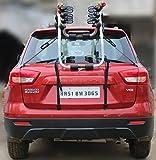 Car Mounted Cycle Rack : Joyride (Aluminium)
