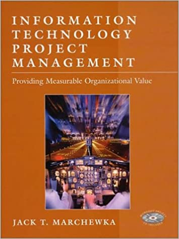 Book Information Technology Project Management