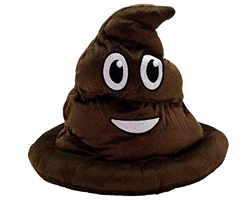 Nickelodeon Universe Emoji Poop Hat