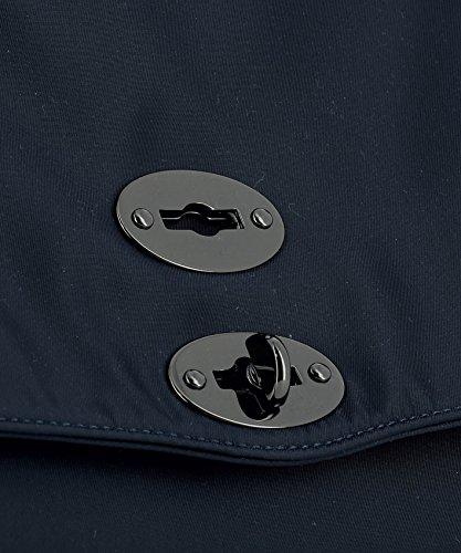 Zanellato Borsa A Mano Donna 6120AA35 Pelle Blu
