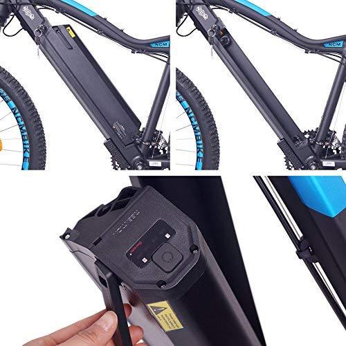 E-Bike Akku laden