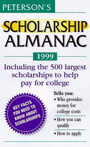 Scholarship Almanac 1999 (Annual)