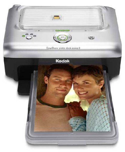 Kodak Easyshare Printer Dock (Series 3) (Discontinued by Manufacturer) (Printer With Camera Dock Kodak)