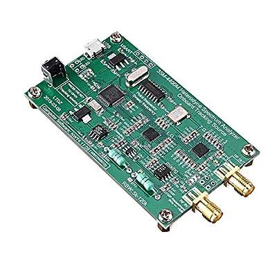 Wenje Spectrum Analyzer USB LTDZ 35-4400M Spectrum Signal Source with Tracking Source Module RF Frequency Domain Analysis Tool