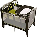 Graco Pack 'n Play Playard with Reversible Napper & Changer – Omni