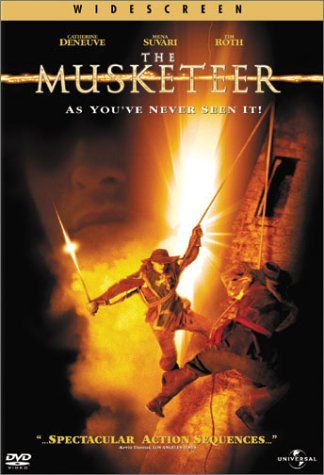 DVD : The Musketeer (Collector's Edition, Widescreen)