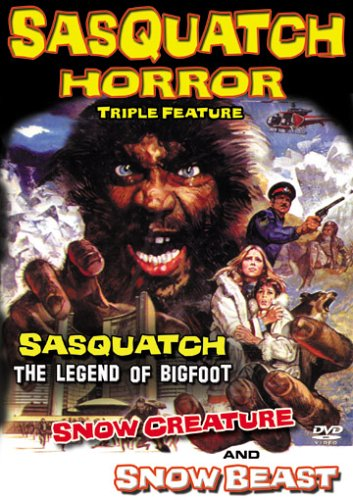 Sasquatch Horror Collection by SASQUATCH HORROR COLLECTION