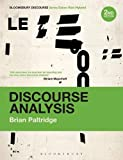 Discourse Analysis : An Introduction, Paltridge, Brian, 1441173730