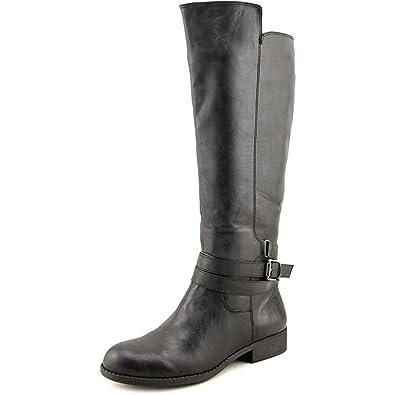 Mia Perimeter Women US 8.5 Black Knee High Boot