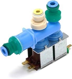 Whirlpool W10312696 Refrigerator Water Inlet Valve Genuine Original Equipment Manufacturer (OEM) Part