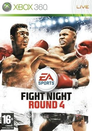 Fight Night Round 4 Xbox360 España: Amazon.es: Videojuegos